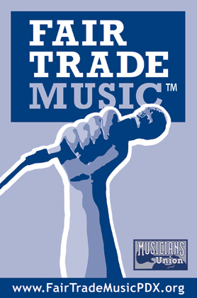 Fair Trade Music Logo