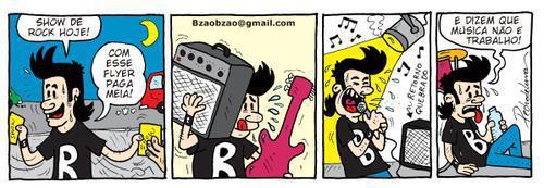 Music = Trabalho / Music is work?!
