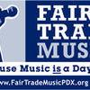 Fair Trade Music Banner
